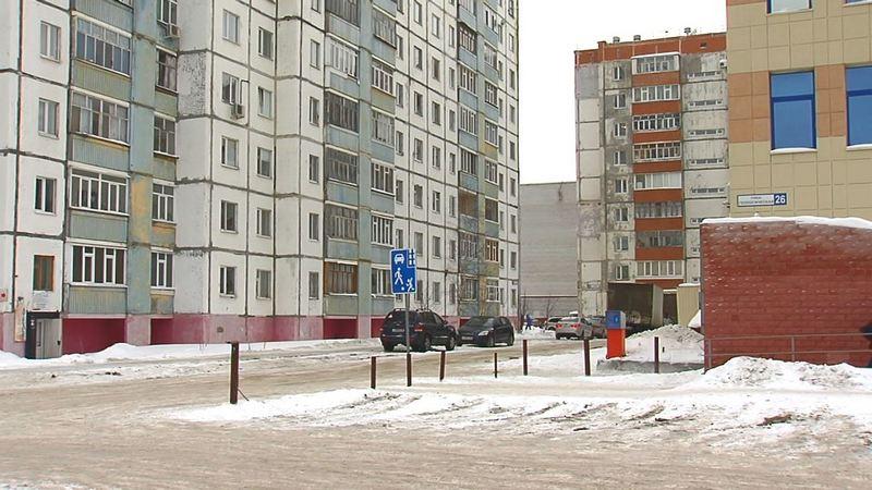 1-комн. квартиры г. Сургут, Пролетарский, проспект 12 (р-н Восточный) фото 3