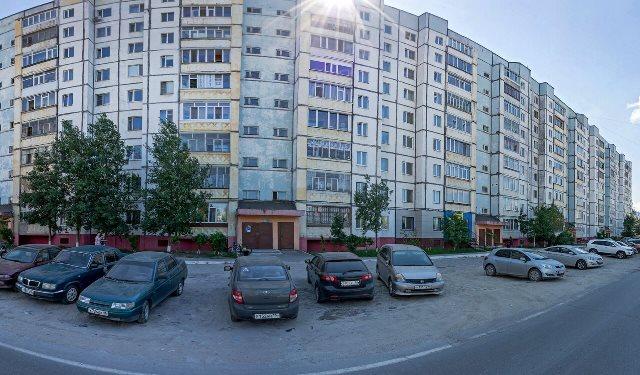 1-комн. квартиры г. Сургут, Пролетарский, проспект 12 (р-н Восточный) фото 2