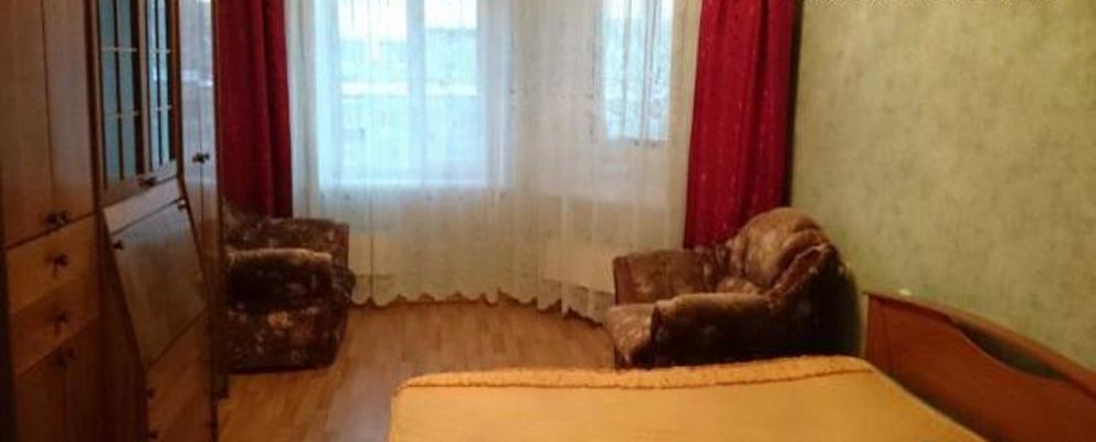 1-комн. квартиры г. Сургут, Пролетарский, проспект 22 (мкрн 25) фото 1