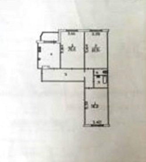 4-комн. квартиры г. Сургут, Быстринская 12 (мкрн 34) фото 15