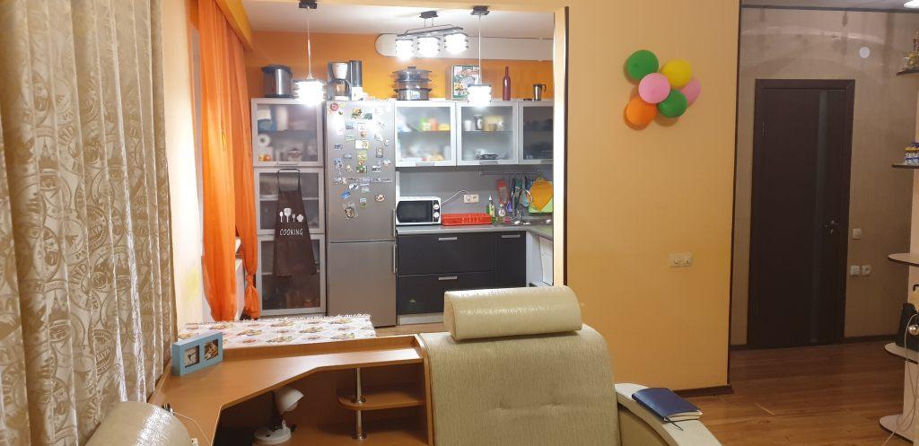 1-комн. квартиры г. Сургут, Комсомольский, проспект 19 (р-н Восточный) фото 2