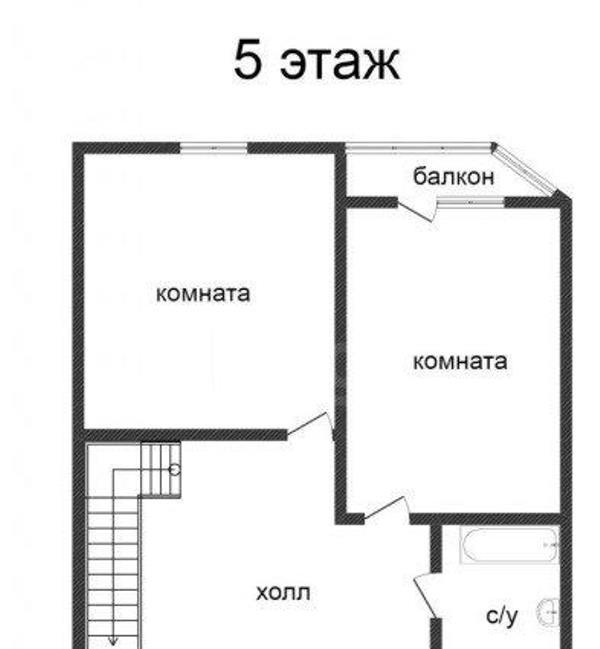 3-комн. квартиры г. Сургут, Майская 6/2 (р-н Центральный) фото 3