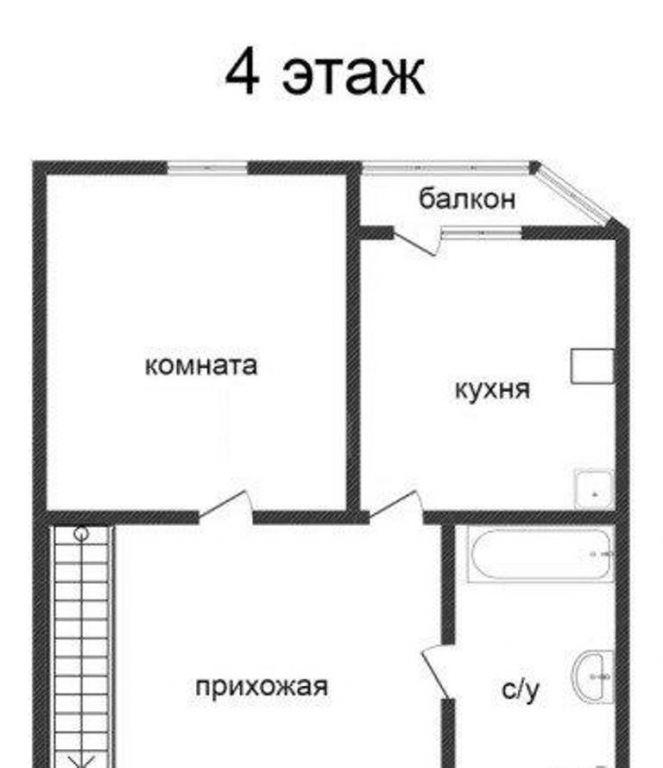 3-комн. квартиры г. Сургут, Майская 6/2 (р-н Центральный) фото 4