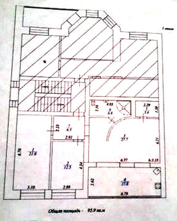 3-комн. квартиры г. Сургут, Иосифа Каролинского 13 (р-н Северо-восточный жилой) фото 18