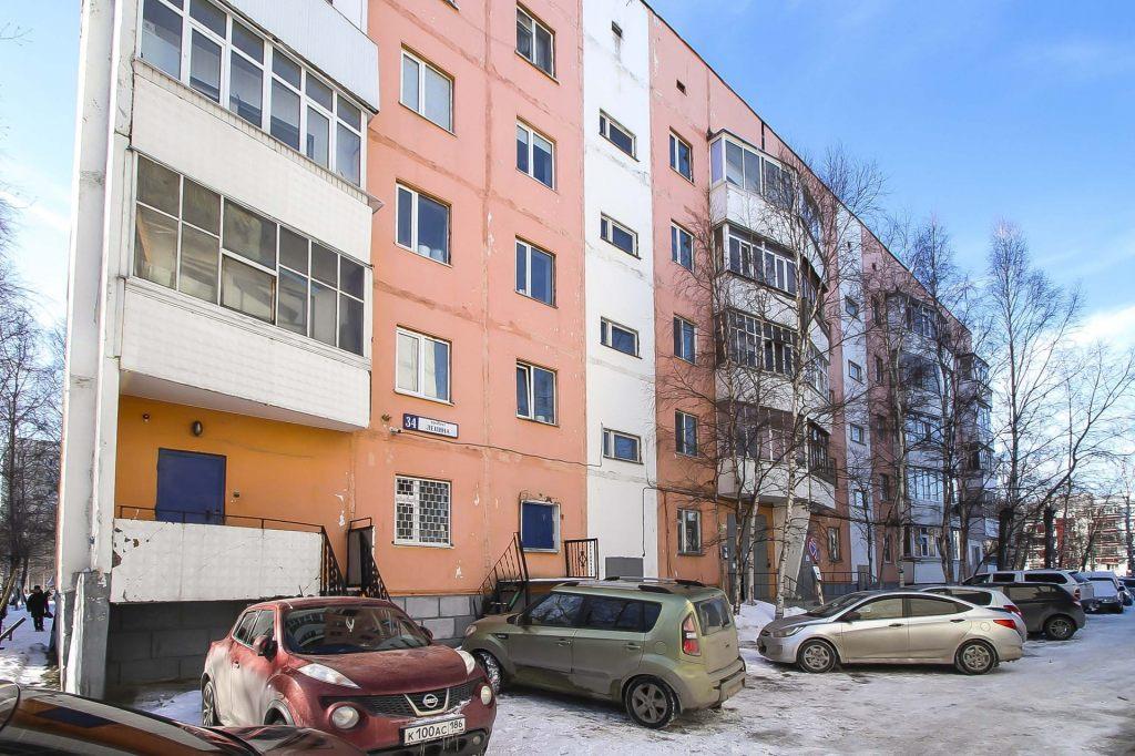 2-комн. квартиры г. Сургут, Ленина, проспект 34 (р-н Центральный) фото 2