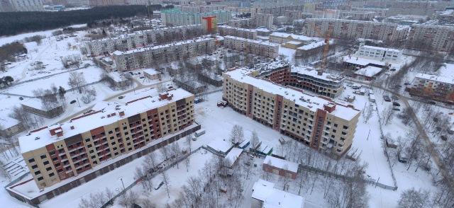 1-комн. квартиры г. Сургут, Тихий, проезд 2 (р-н Восточный) фото 4