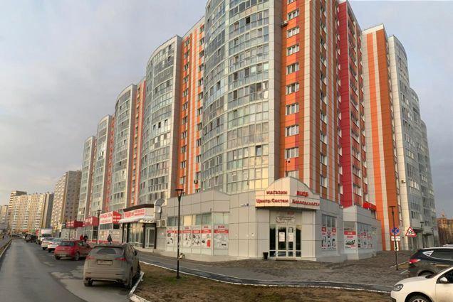 1-комн. квартиры г. Сургут, Иосифа Каролинского 10 (р-н Восточный) фото 1