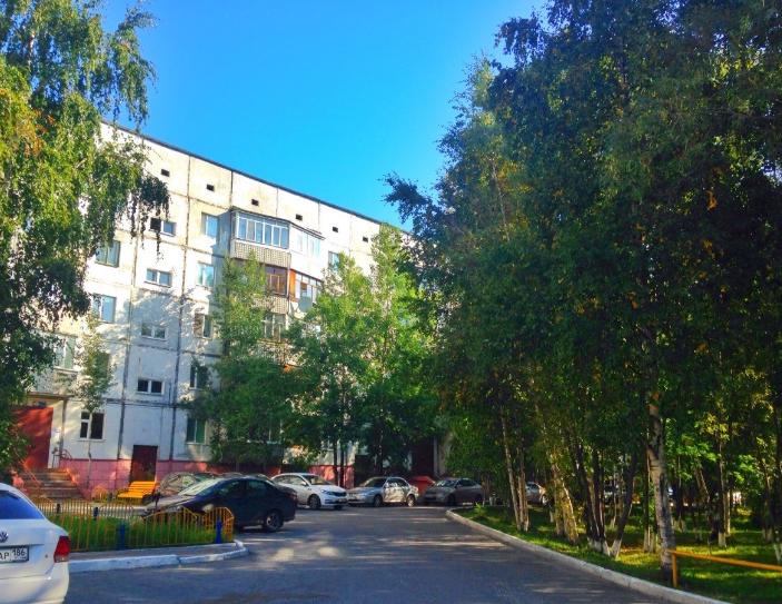 1-комн. квартиры г. Сургут, Московская 34б (р-н Восточный) фото 5