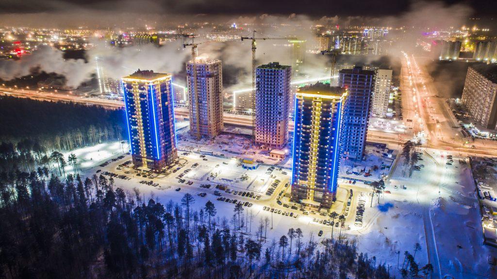 1-комн. квартиры г. Сургут, Крылова 53/4 (р-н Северный жилой) фото 2
