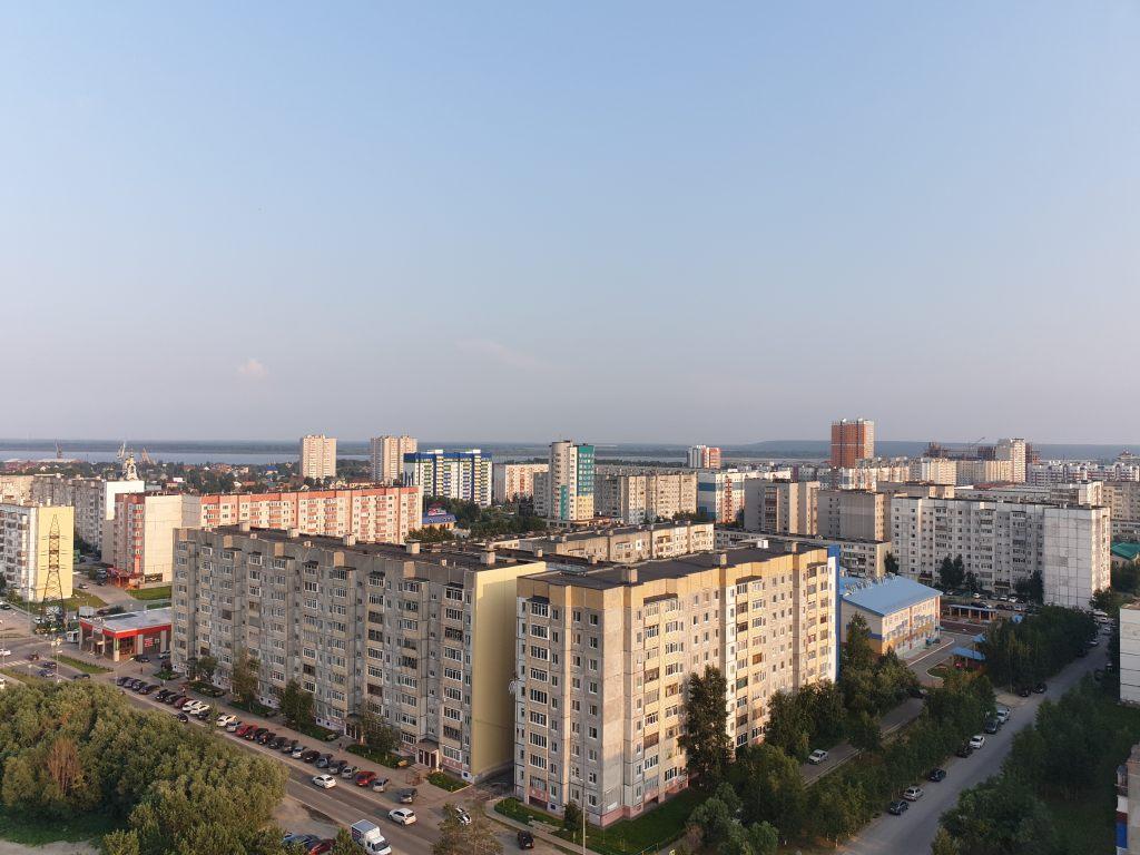 3-комн. квартиры г. Сургут, Пролетарский, проспект 39 (мкрн 30 А) фото 12