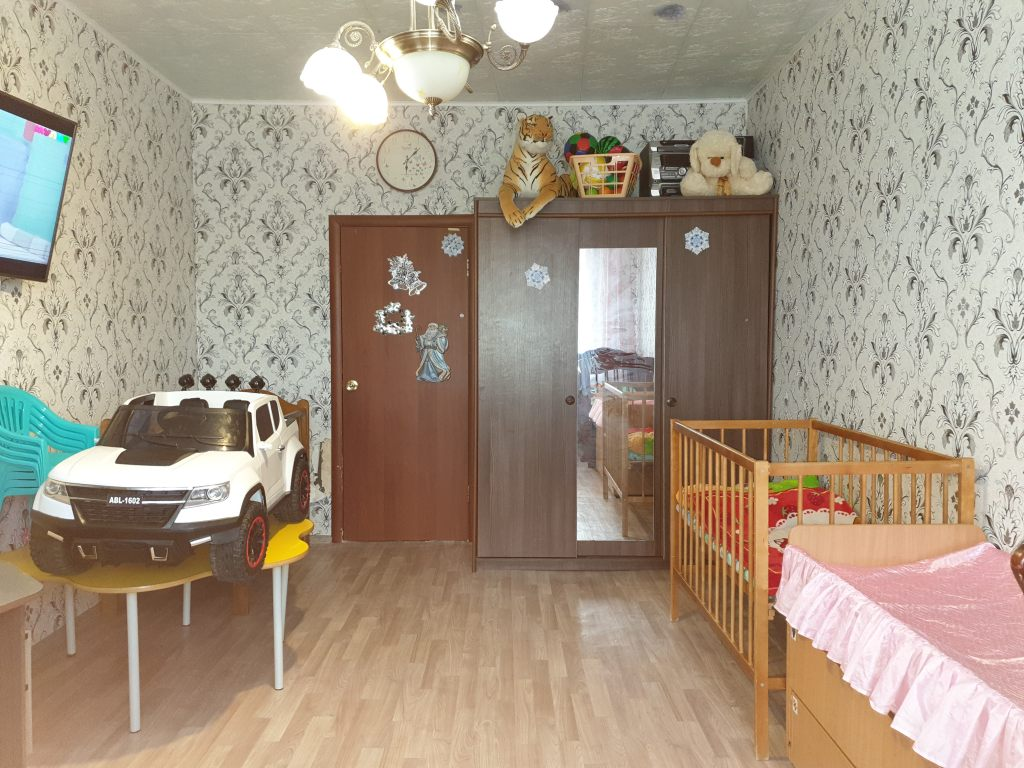 3-комн. квартиры г. Сургут, Пролетарский, проспект 14 (мкрн 25) фото 11