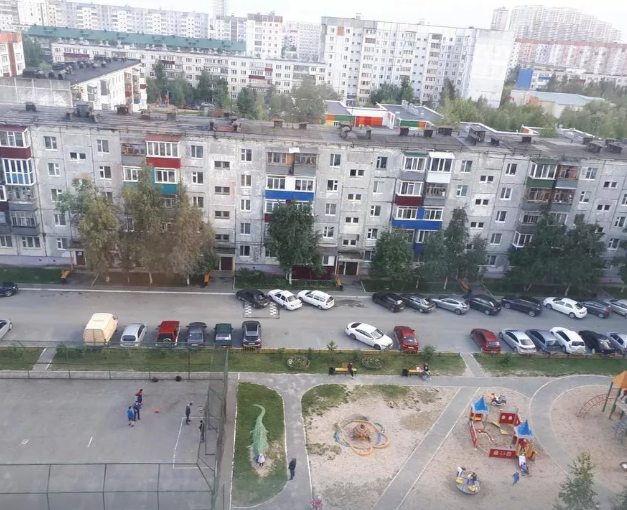 4-комн. квартиры г. Сургут, Пролетарский, проспект 22 (мкрн 25) фото 1