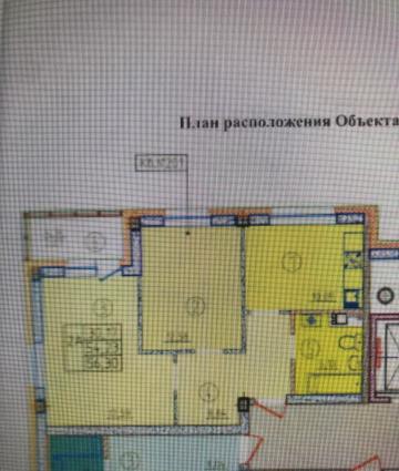 2-комн. квартиры г. Сургут, Взлетная 1 стр. (р-н Восточный) фото 3