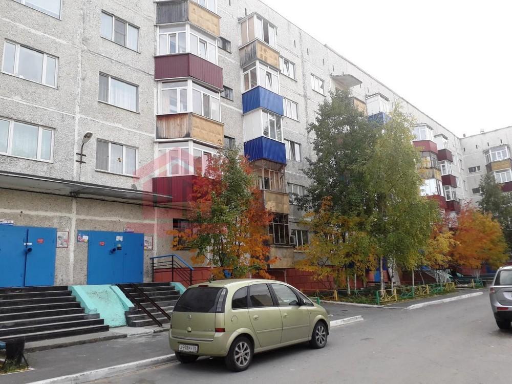 1-комн. квартиры г. Сургут, Профсоюзов 24/1 (мкрн 11 А) фото 1