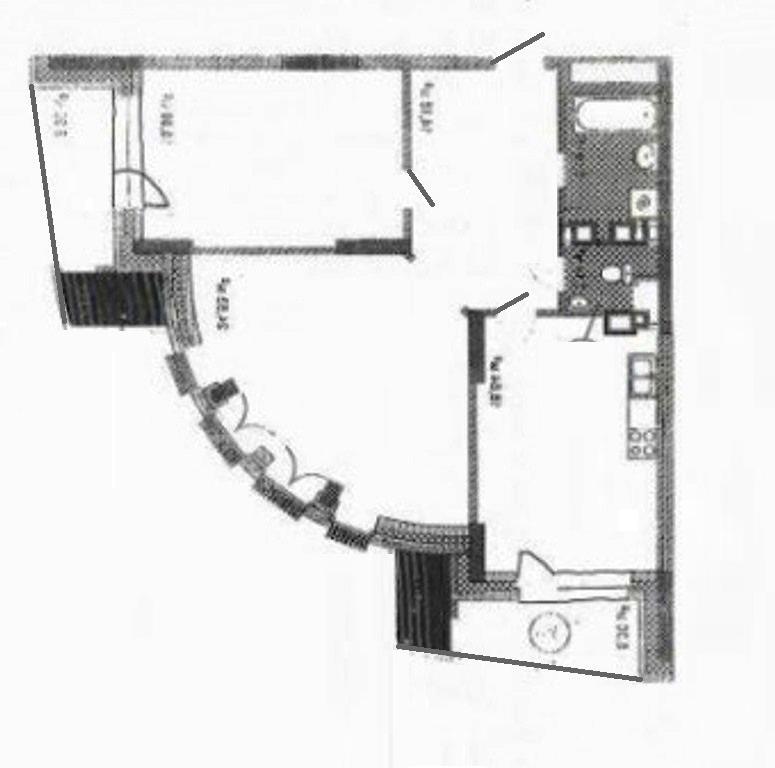 2-комн. квартиры г. Сургут, Университетская 9 (р-н Центральный) фото 4