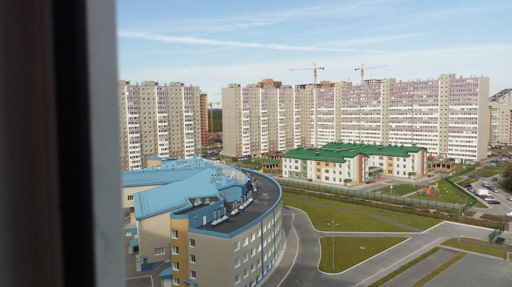 1-комн. квартиры г. Сургут, Александра Усольцева 15 (мкрн 40) фото 1