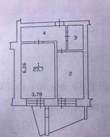 1-комн. квартиры г. Сургут, Югорская 40 (мкрн 27 А) фото 11