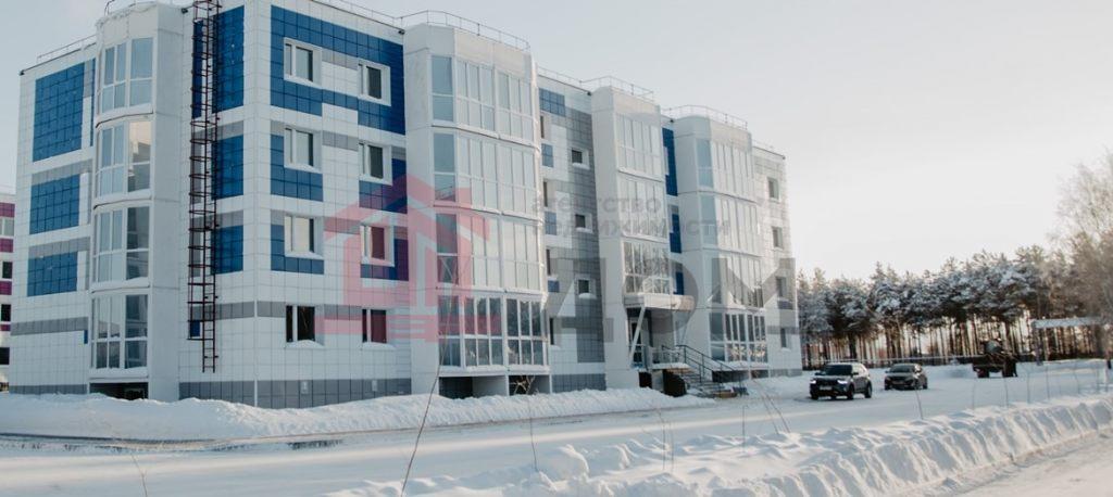 1-комн. квартиры г. Сургут, Замятинская 11/1 (р-н Северный жилой) фото 2