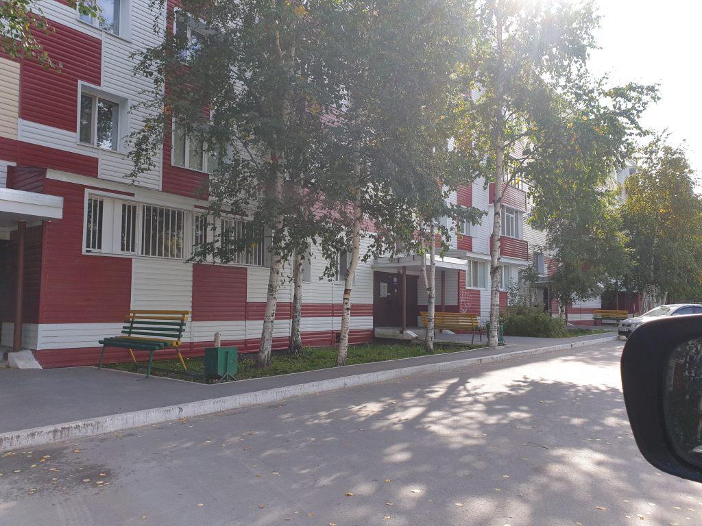 1-комн. квартиры г. Сургут, Пушкина 5 (р-н Северный жилой) фото 15
