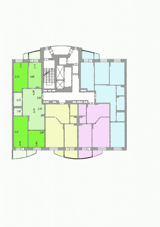 3-комн. квартиры г. Сургут, Университетская 11 (р-н Центральный) фото 7