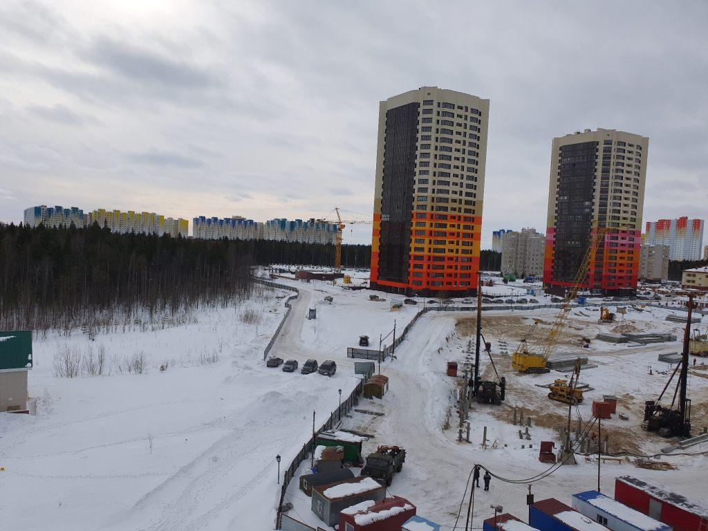 1-комн. квартиры г. Сургут, Крылова 38 (р-н Северный жилой) фото 15