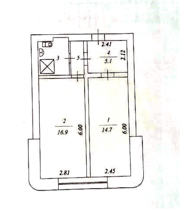 2-комн. квартиры г. Сургут, Рабочая 31а (мкрн 18) фото 11