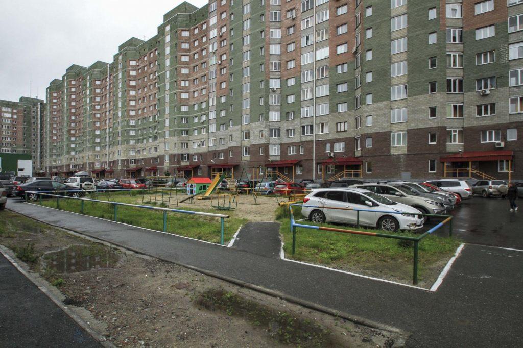 1-комн. квартиры г. Сургут, Мира, проспект 55 (р-н Северо-восточный жилой) фото 4