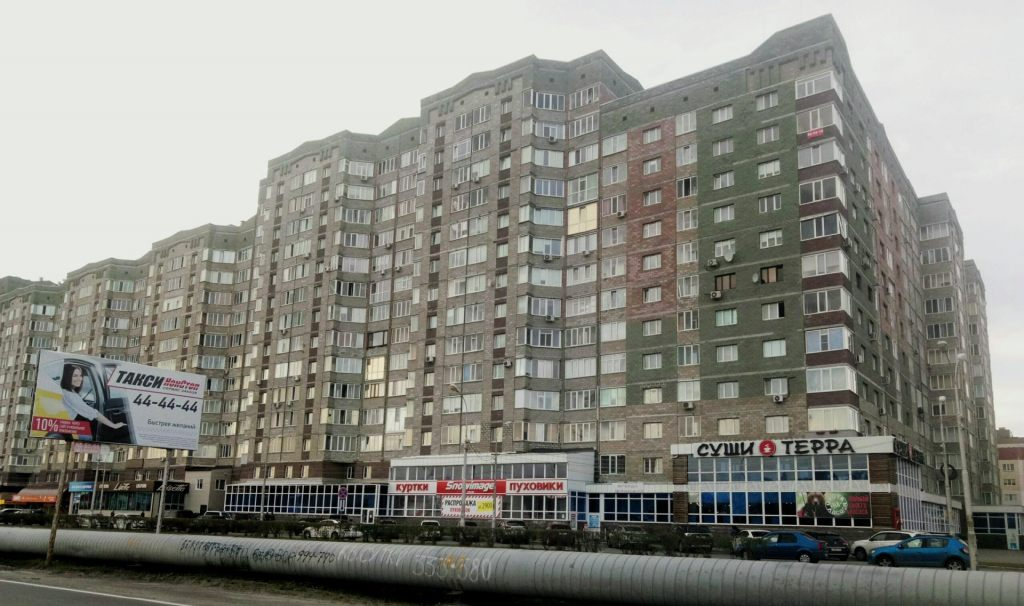 1-комн. квартиры г. Сургут, Мира, проспект 55 (р-н Северо-восточный жилой) фото 1