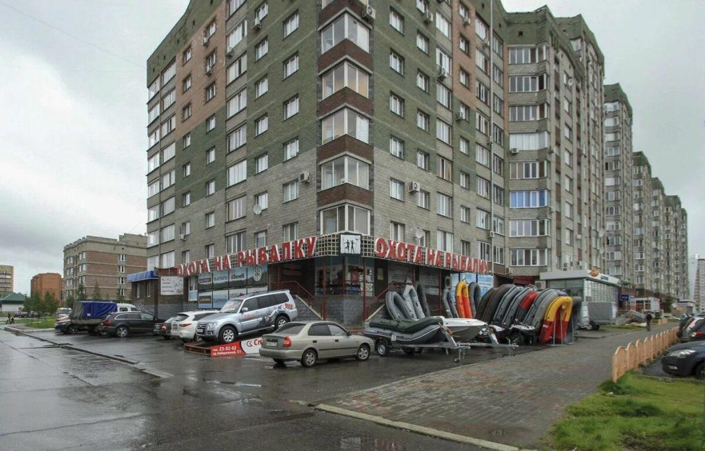 1-комн. квартиры г. Сургут, Мира, проспект 55 (р-н Северо-восточный жилой) фото 2