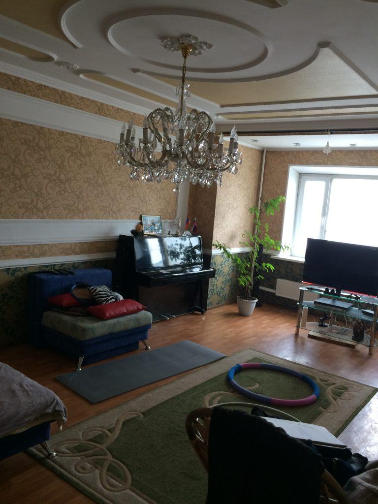 4-комн. квартиры г. Сургут, Комсомольский, проспект 15 (р-н Восточный) фото 1