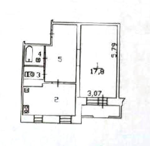 1-комн. квартиры г. Сургут, Игоря Киртбая 21 (р-н Северный жилой) фото 15
