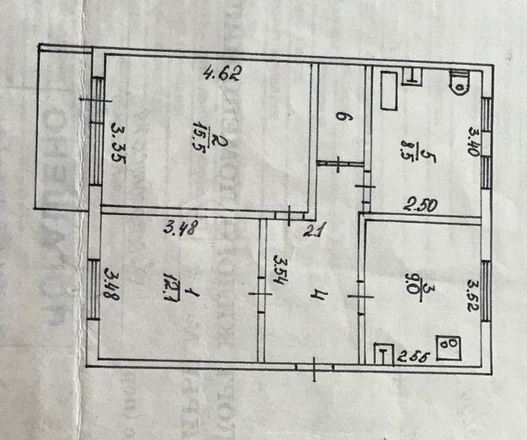 2-комн. квартиры г. Сургут, Аэрофлотская 105 (р-н Северный жилой) фото 12