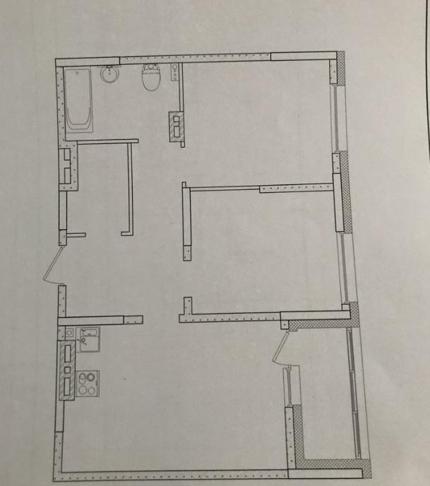 2-комн. квартиры г. Сургут, Игоря Киртбая 22 (р-н Северный жилой) фото 1