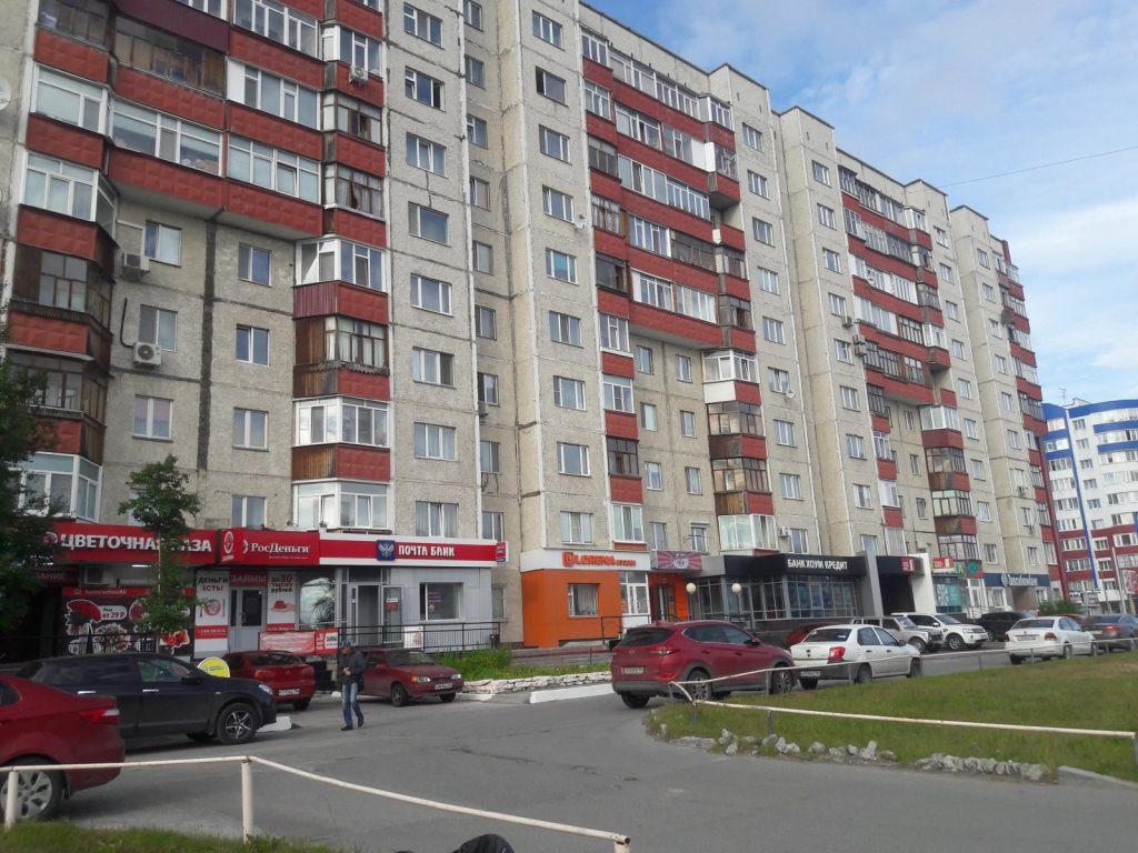 3-комн. квартиры г. Сургут, Комсомольский, проспект 15 (р-н Восточный) фото 1