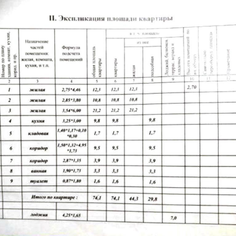 3-комн. квартиры г. Сургут, Быстринская 6 (р-н Северо-восточный жилой) фото 21