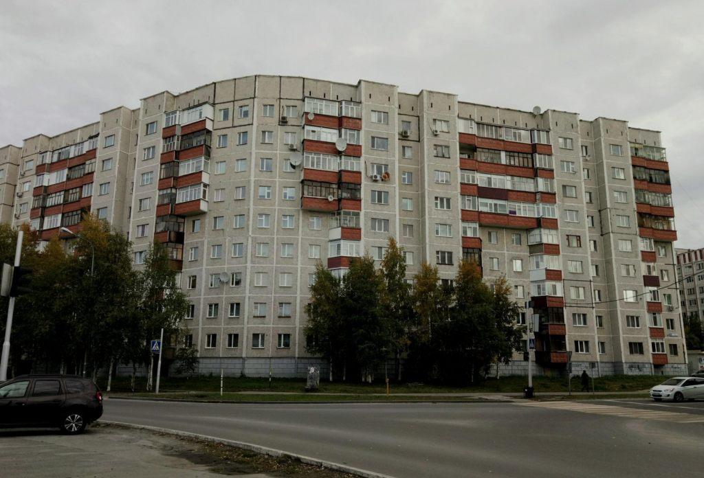 1-комн. квартиры г. Сургут, Губкина 23 (р-н Центральный) фото 1