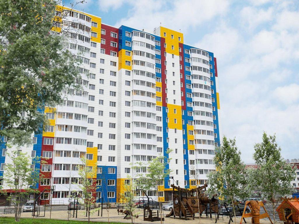 1-комн. квартиры г. Сургут, Маяковского 10 (р-н Северо-восточный жилой) фото 1